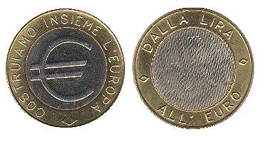 """L'immagine """"http://www.marcocasartelli.com/MONETE/EURO/Eurogettoni/euro_lira.jpg"""" non può essere visualizzata poiché contiene degli errori."""